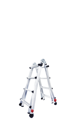 dfte-A-frame ladder